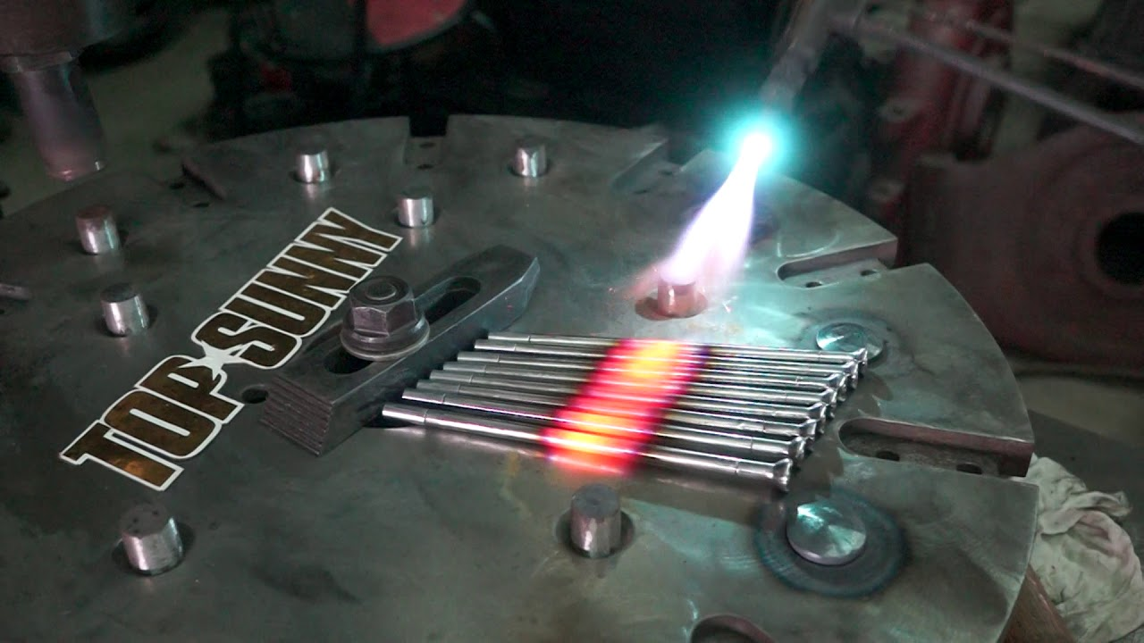 『TOP SUNNY』鈦合金汽門頂桿 高溫燒鈦色 鈦合金 輕量化 36.4g(公克)