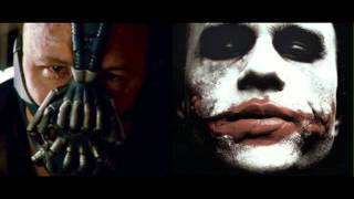 Bane Chant/ Why So Serious - The Dark Knight Rises
