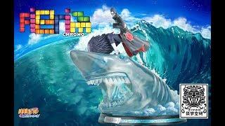 Kisame Water Shark Missle Jutsu Review - Naruto - Figurine Dream Studio