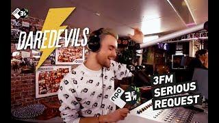 ⚡️  DAREDEVILS live in het Glazen Huis - Serious Request 2017 ⚡️