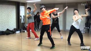 2AM - Step & Be My Baby (dance practice) DVhd MP3