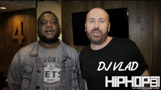 AR-AB NYC Blog Ft. DJ Vlad, Uncle Murda, Dee of Ruff Ryders & more (Video)