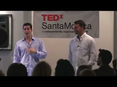 TEDxSantaMonica - Jake Medwell and Jonathan Shriftman - Redefining Globalization and Having Fun
