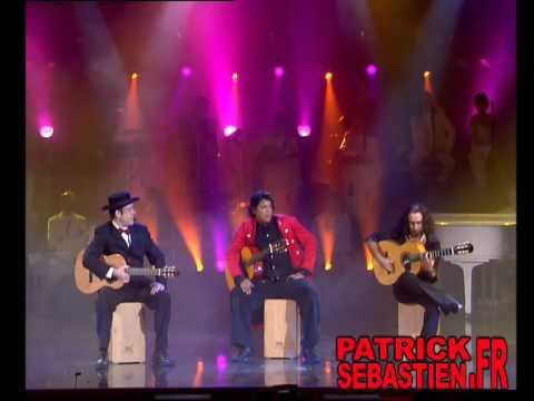 ¨Ole!¨ on Patrick Sebastien 26 June 2015 HD ! Guitar and Comedy ! Enjoy the TV Show !