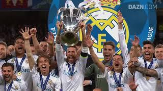 Hier ist der Platz für die UEFA Champions League   DAZN