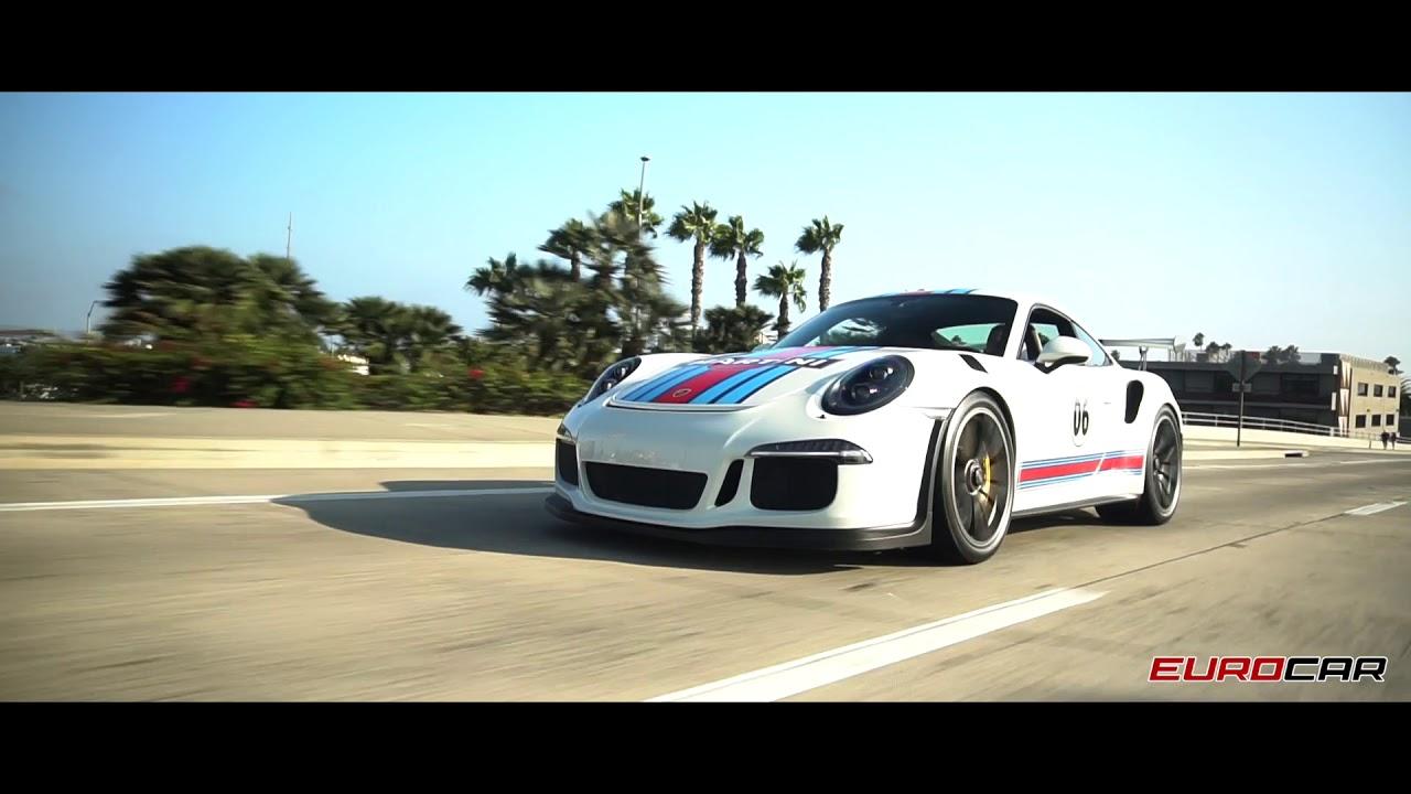 2016 Porsche 911 Gt3 Rs In Newport Beach California Youtube