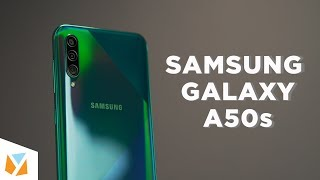 Samsung Galaxy A50s Unboxing & Hands-on
