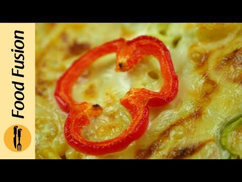 Baked Macaroni With Cheese Recipe By Food Fusion