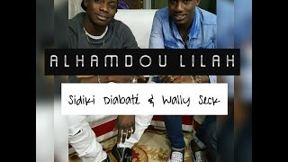 Wally Seck & Sidiki Diabaté - Alhamdou lilah  (audio officiel)