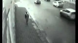 Quase acidentes (pessoas de sorte) [ Esses a morte desistiu de pegar]