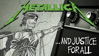 Metallica - ...And Justice for All [Full Album with Bass]
