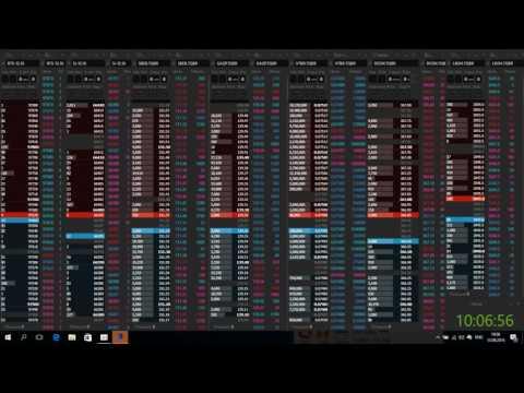 13.09 Время 10:00 - 18:45 | Trading Activity