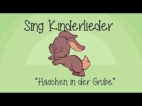 Häschen in der Grube - Kinderlieder zum Mitsingen   Sing Kinderlieder