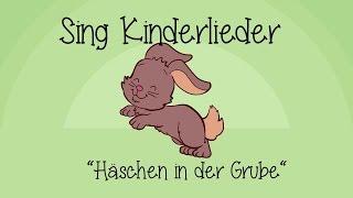 Häschen in der Grube - Kinderlieder zum Mitsingen | Sing Kinderlieder