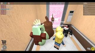 poo boy / ROBLOX / elevator game :D