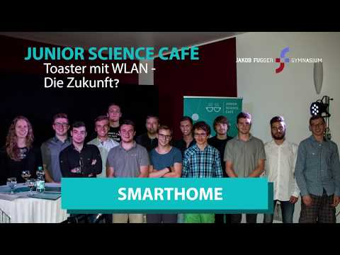 Preview Doku JSC : Smarthome | Jakob-Fugger-Gymnasium