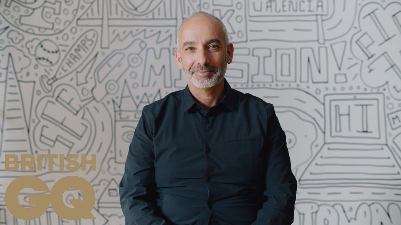 Fitbit designer Gadi Amit reveals what he's working on next   Braun   British GQ