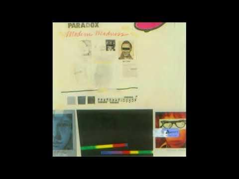 Paradox - Modern Madness (1977) Full Album Vinyl Rip