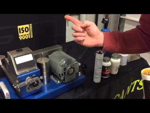 Huskey Specialty Lubricants Demonstration