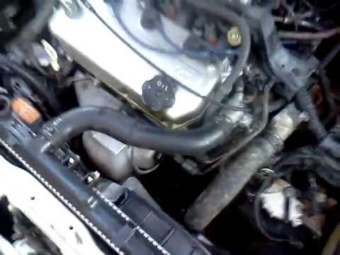 Thermostat Location Mitsubishi Eclipse Gt V6 3g Youtube