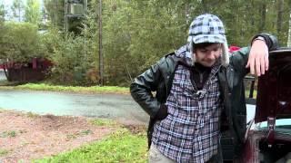 Justimusfilmsin & Biisonimafian lyhytelokuva lukkiutunut ulko-ovi
