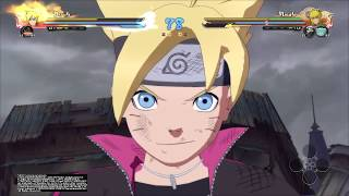 Learning new tricks|NARUTO SHIPPUDEN Ultimate Ninja STORM 4(, 2016-12-04T05:49:05.000Z)