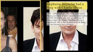 Stephanie Seymour Dating History