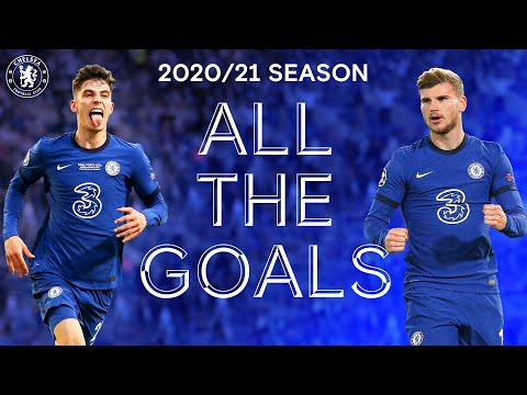 Screamers, Bicycle Kicks and Trophy-Winners 😍 | All The goals: Chelsea Men 2020/21