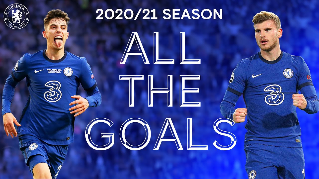 Download Screamers, Bicycle Kicks and Trophy-Winners 😍 | All The goals: Chelsea Men 2020/21