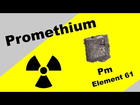 Promethium (Pm) explained