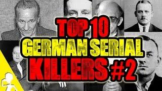 Top 10 German Serial Killers | Part 2 | Get Germanized