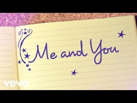 """Me And You (from """"Austin & Ally: Turn It Up"""") - Laura Marano (Official Lyric Video)"""