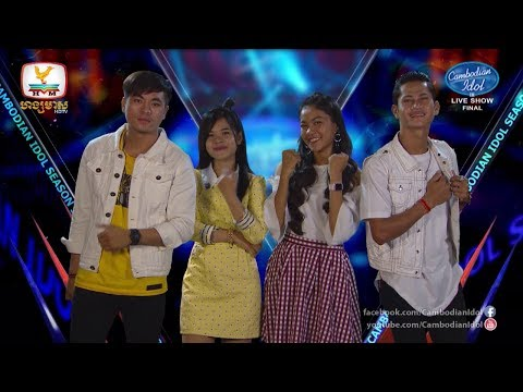 Cambodian Idol Season 3 | Live Show Final | Intro