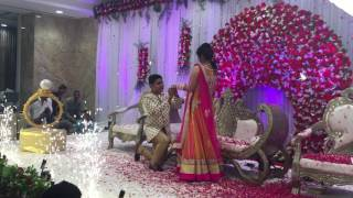 Make a difference in style..... Special Ring Entry on Your Engagement - Classic Entertainment Mumbai