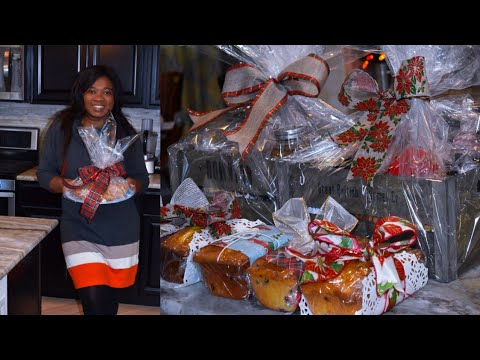 Boxing Day Ideas | Holiday Food Gifting. How To Package Food As Holiday Gift