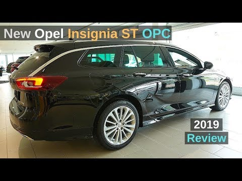 New Opel Insignia ST OPC Line 2019 Review Interior Exterior