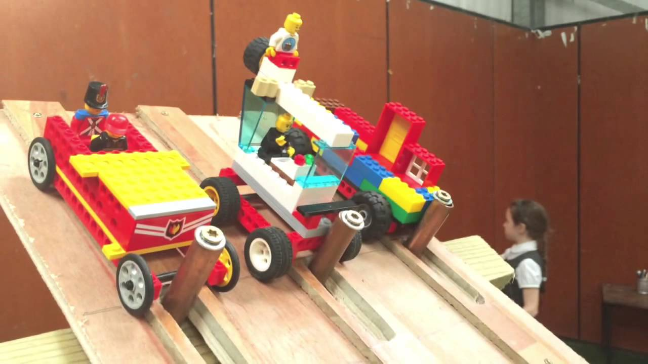 Lics Lego Car Pinewood Derby Youtube