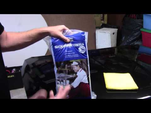 Awesome Microfiber Towels For Interior Detailing & Cheap!