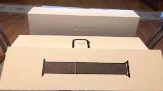 Apple Watch Series 4 - Unboxing/deutsch