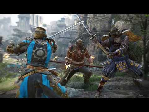 For Honor Open Beta [PC]