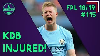FPL GAMEWEEK 2 STREAM | Fantasy Premier League 2018/19 | Let's Talk FPL #114