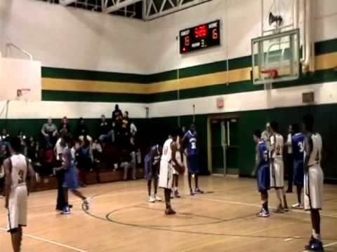 Spring Lake Middle school vs Pine Forest Middle school (Feb 8th) - YouTube