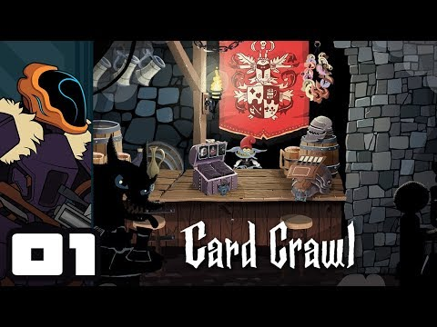 Let's Play Card Crawl - PC Gameplay Part 1 - Acceptable Losses