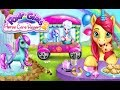Pony Girls Horse Care Resort 2 - Style & Dress Up | TutoTOONS Games for Kids