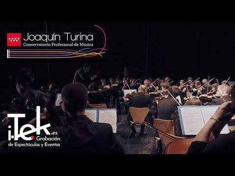 25 Aniversario | Conservatorio Joaquin Turina | DOGMA LÍRICA por i-Tek.es