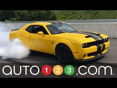 2019 Dodge Challenger Hellcat Redeye First Drive | Car