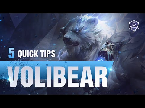 ONE TAP VOLIBEAR TOP | League of Legends