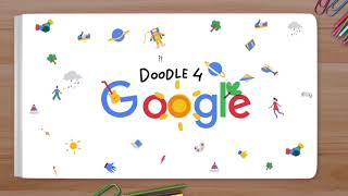 #Doodle4Google 2018   What inspires me?