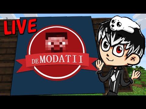 DeModatii LIVE - Minecraft SMP : Episodul 2 : CEL MAI CIUDAT DUNGEON !