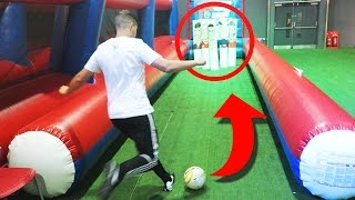 YOU HAVE TO TRY THIS FOOTBALL CHALLENGE!!